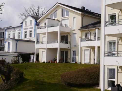 Ferienwohnung Hafenblick - Haus Victoria, Vorpommern-Rügen