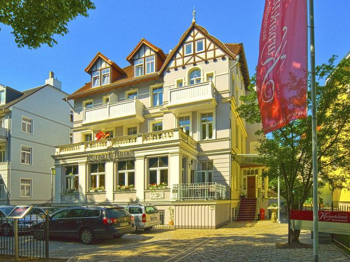 Kurparkhotel Warnemuende, Rostock