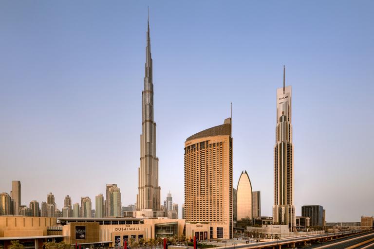 Address Dubai Mall,