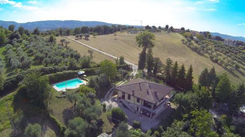 Villa Mafalda Terni, Terni
