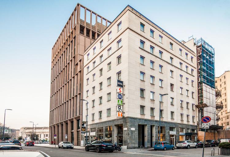 Smart Hotel Milano Central Station, Milano