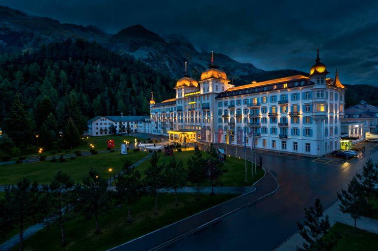 Grand Hotel des Bains Kempinski, Maloja