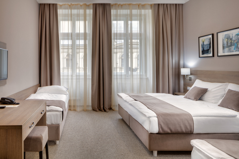 Hotel Florenc, Praha 1