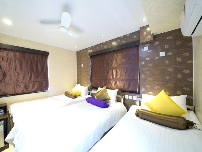 New International Guest House, Yau Tsim Mong