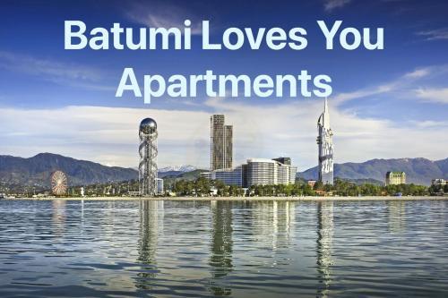 Batumi Loves you Apartment, Batumi