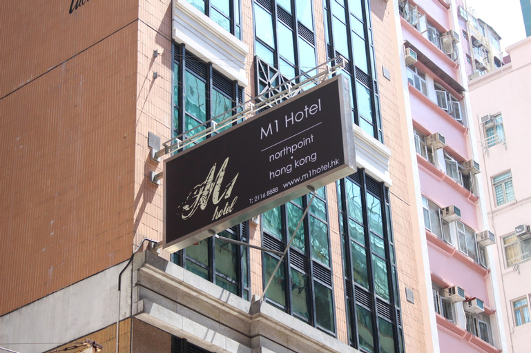 M1 North Point Hotel, Eastern