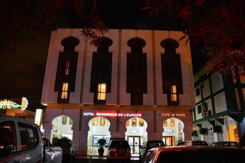 Hotel Residence de l'Europe, Djibouti