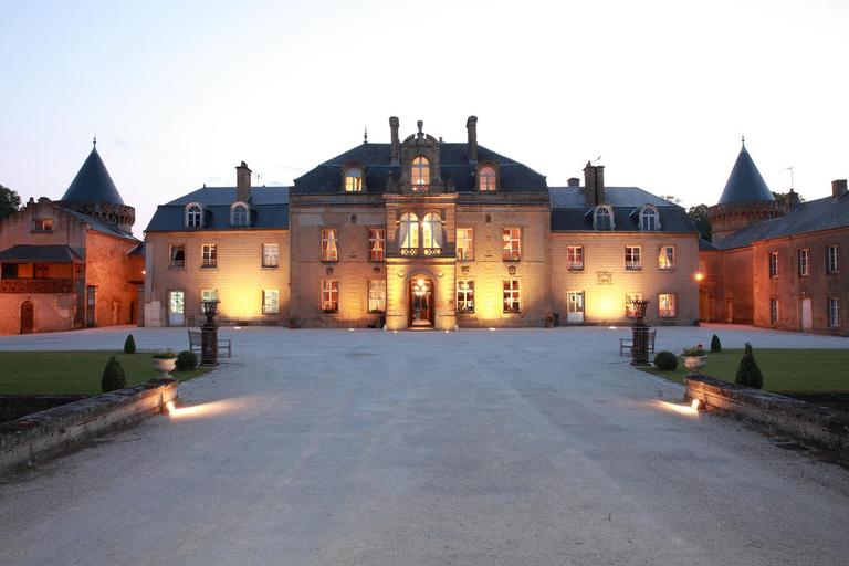 Domaine Chateau du Faucon, Ardennes