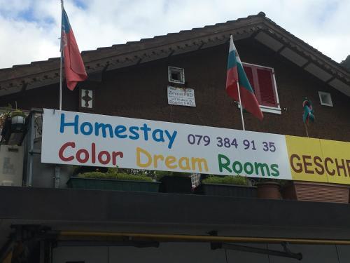 Homestay Color Dream Rooms, Nidwalden