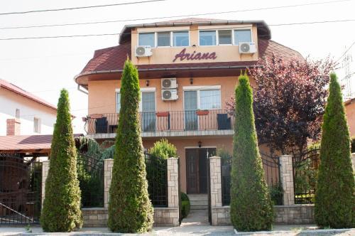Vila Ariana, Agigea