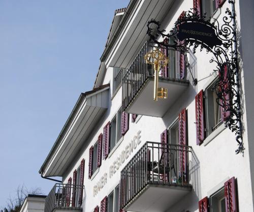 River Residence, Baden