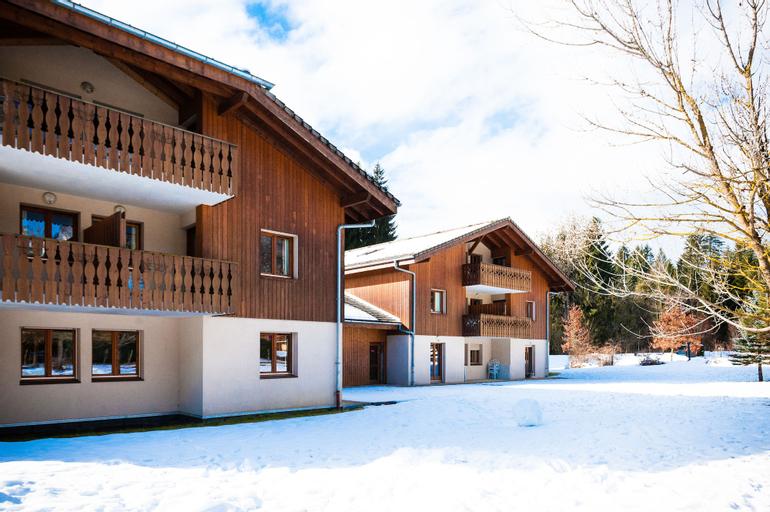 Résidence Nemea Le Grand Tétras, Haute-Savoie