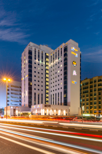 Citymax Hotel Al Barsha at the Mall,