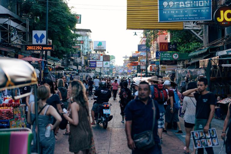 Art Bed Bangkok, Sathorn