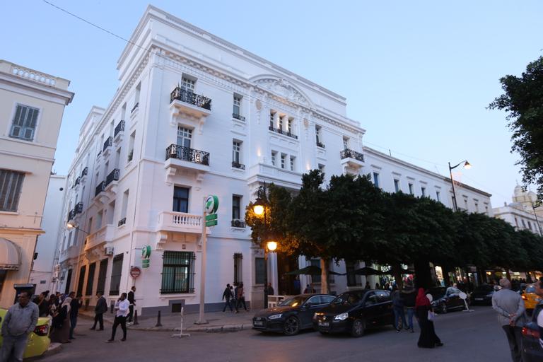 Tunisia Palace, Sidi El Béchir