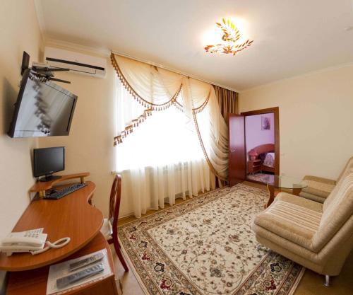 Kristina Hotel, Zaporiz'ka