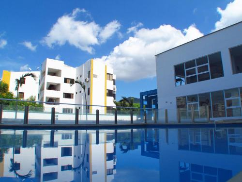 Apartamentos Suiteline Plus – Cerca al Mar, Santa Marta (Dist. Esp.)