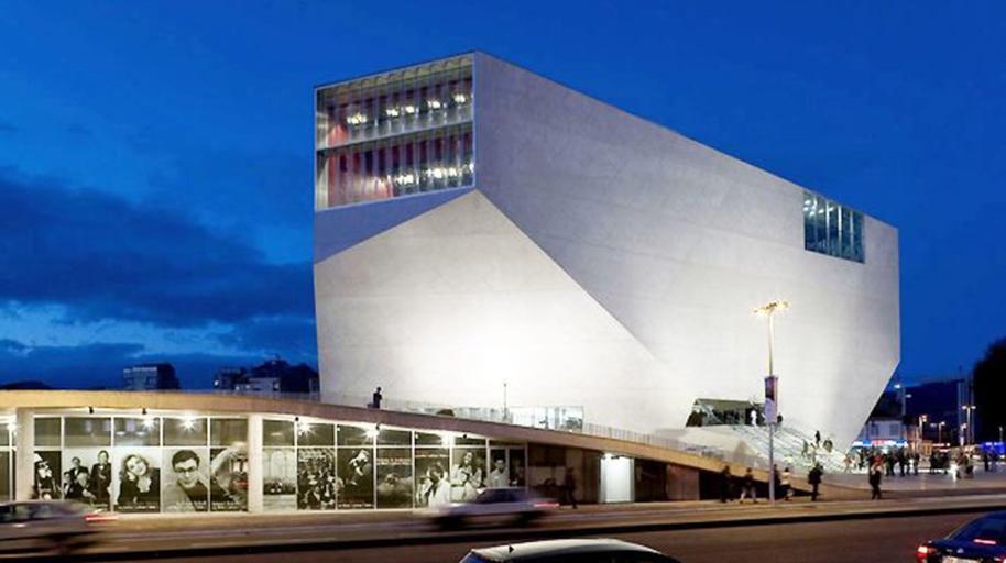 Hotel da Musica, Porto