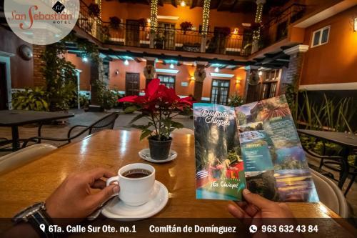 Hotel San Sebastian, Comitán de Domínguez