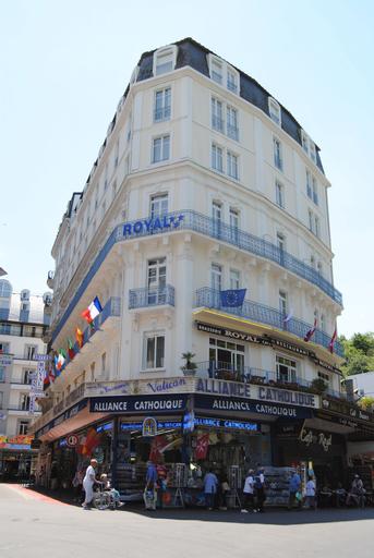 Hôtel Royal, Hautes-Pyrénées
