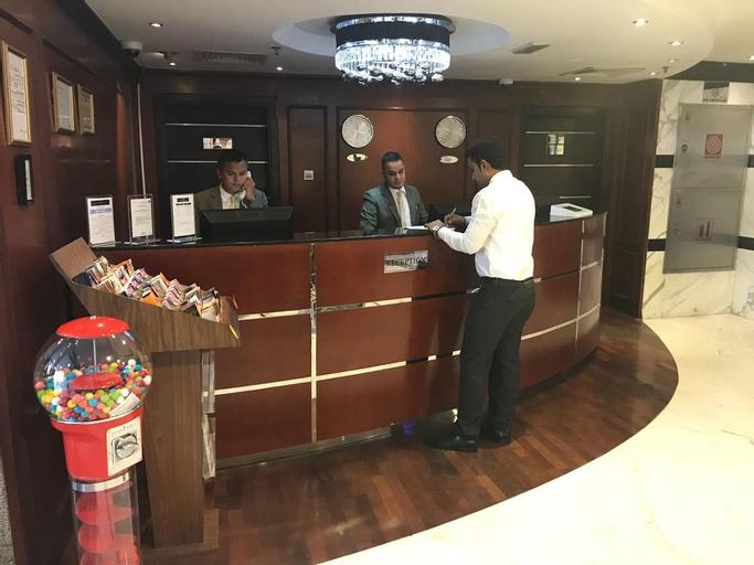 Splendor Hotel Apartments Al Barsha,