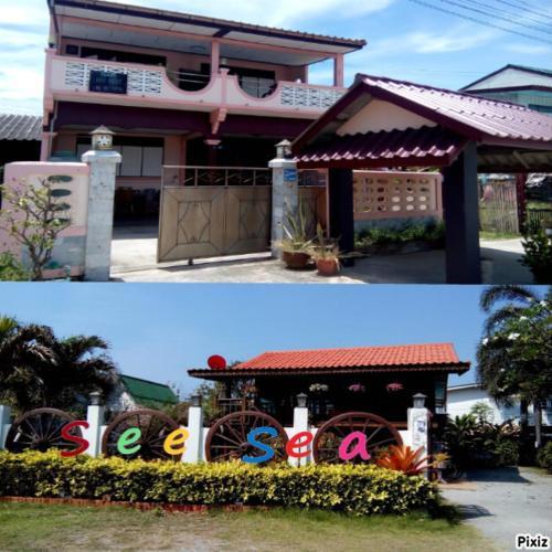 SeeSea Guesthouse, Muang Prachuap Khiri Khan