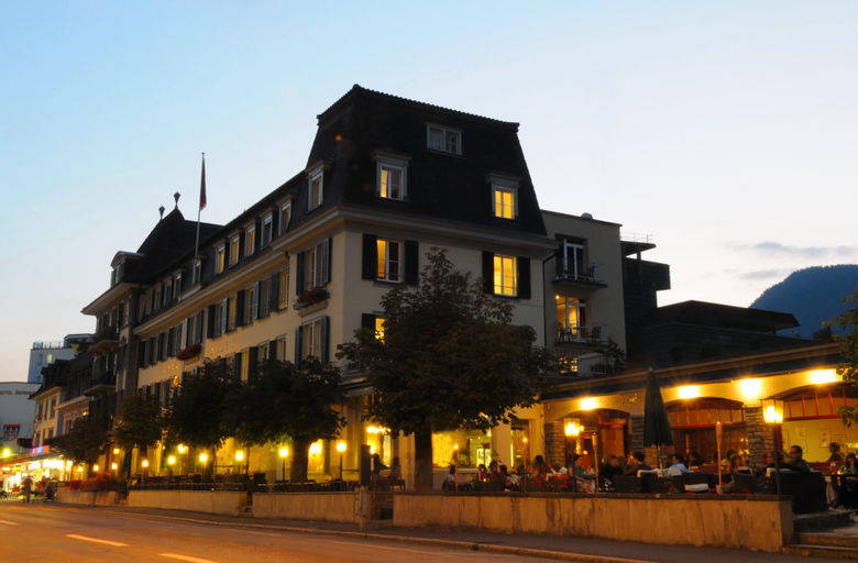 Krebs, Interlaken