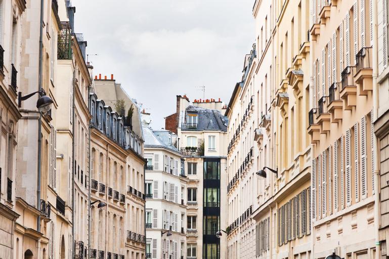 Flat Saint Germain des Pres 1, Paris