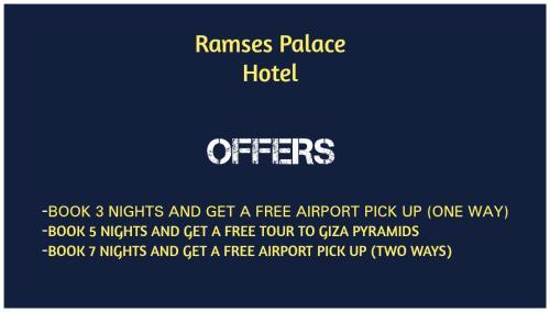 Ramses Palace Hostel, Al-Azbakiyah