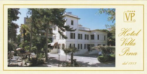 Hotel Villa Pina, Ancona