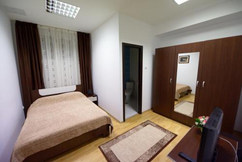 Hotel Sophia, Tecuci