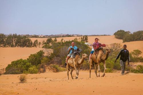 Camp Du Desert – Esprit d'Afrique, Kébémer
