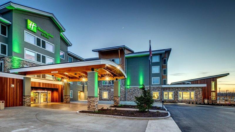 Holiday Inn Bellingham, Whatcom