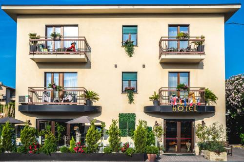 B City Hotel, Verona