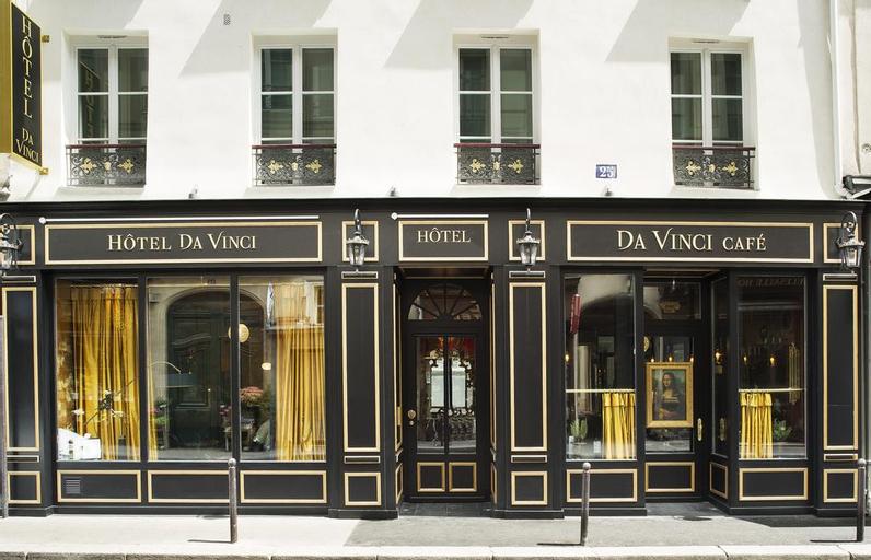 Hôtel Da Vinci & Spa, Paris