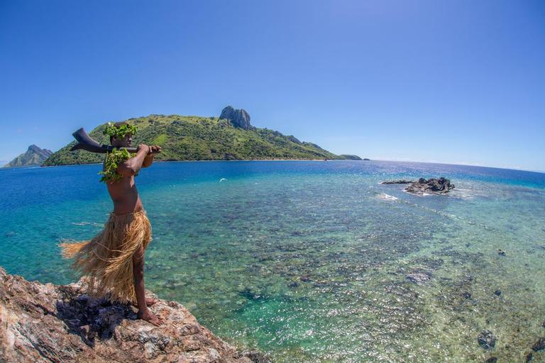 Barefoot Manta Island Resort, Ba