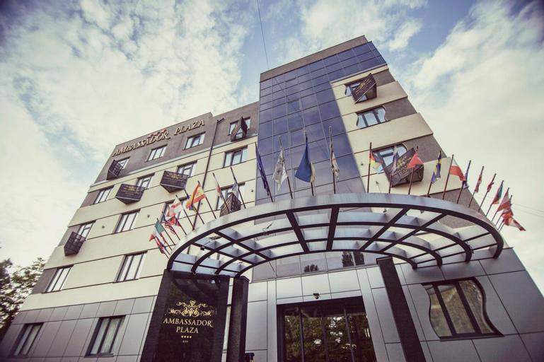 Ambassador Plaza Hotel, Shevchenkivs'kyi