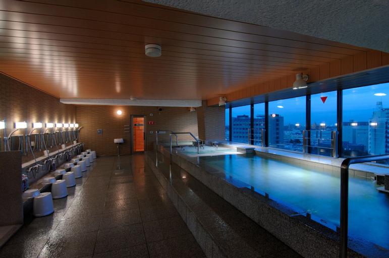 Toyama Manten Hotel, Toyama