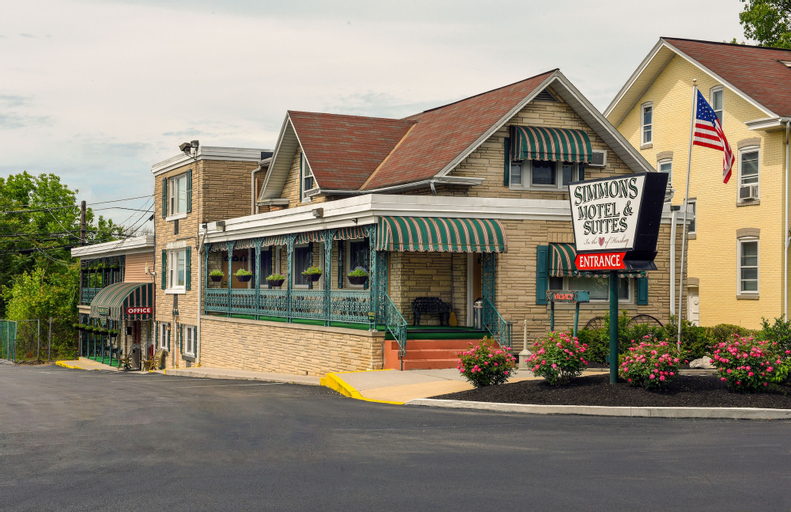 Simmons Motel, Dauphin