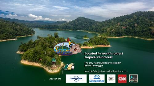 Belum Eco Resort, Hulu Perak