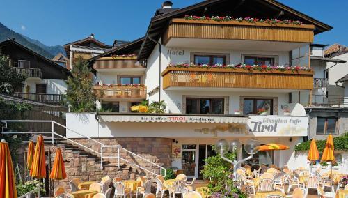 Hotel Tirol, Bolzano