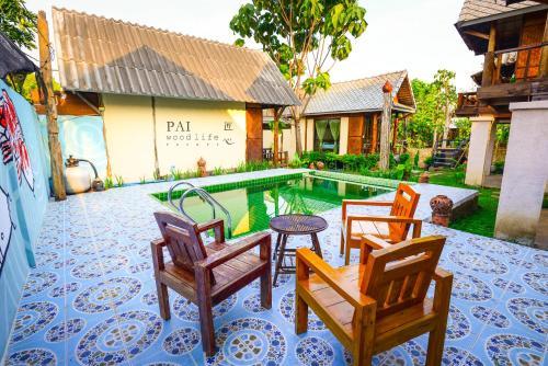 Pai Wood Life Resort, Pai