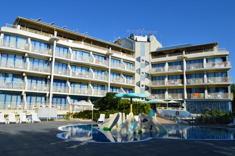 Aquamarine Hotel, Nesebar