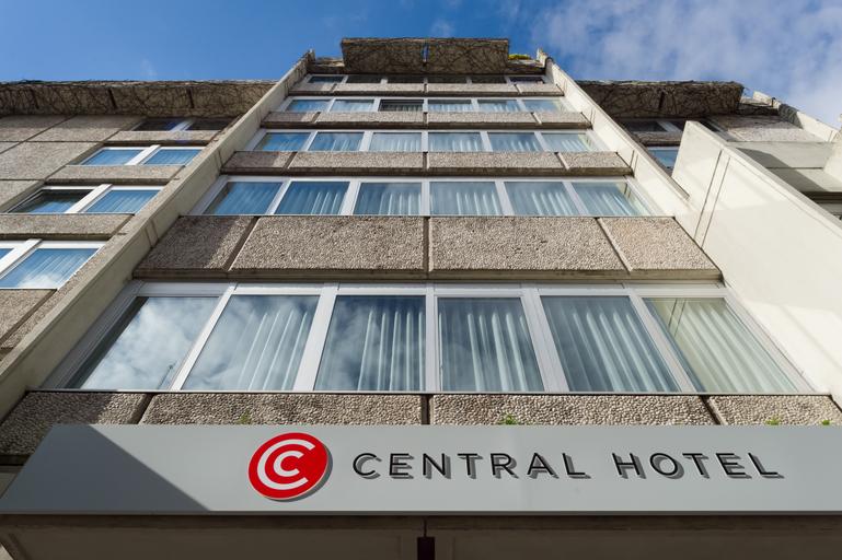 Central Hotel, Ljubljana