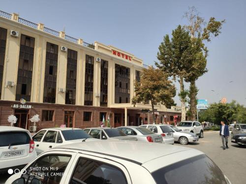 Hotel Kokand, Dang'ara