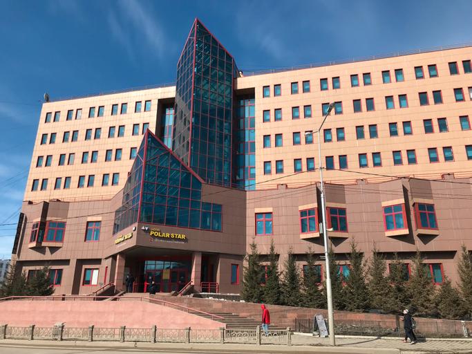 Azimut Hotel Polar Star Yakutsk, Yakutsk gorsovet