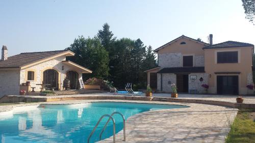 Country House Villa Matilde, Rieti