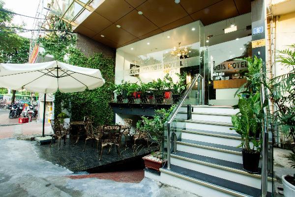 Obis Boutique Hotel, Cầu Giấy