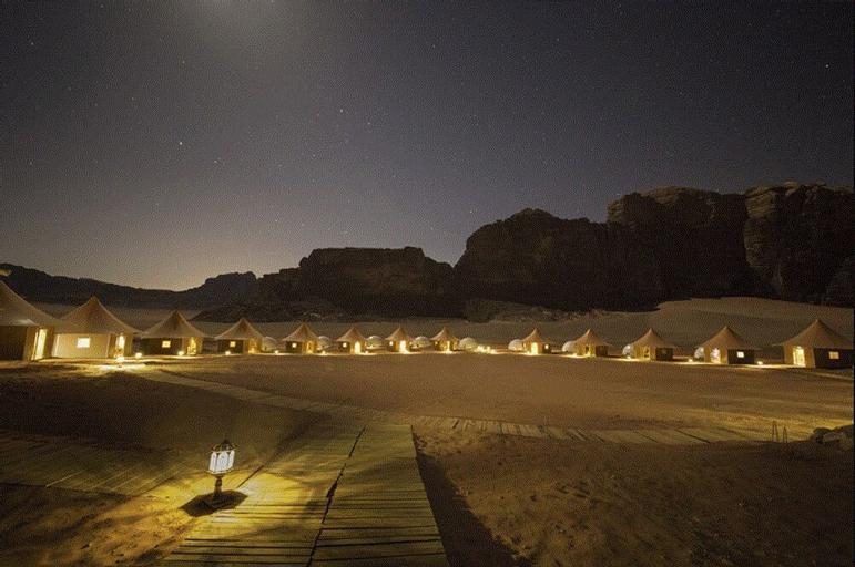 Memories Aicha Luxury Camp, Aqaba