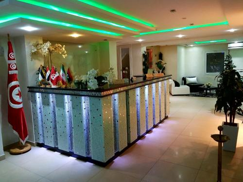 Sofie Appart Hotel, El Menzah
